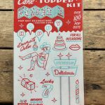 Cake Topper Kit