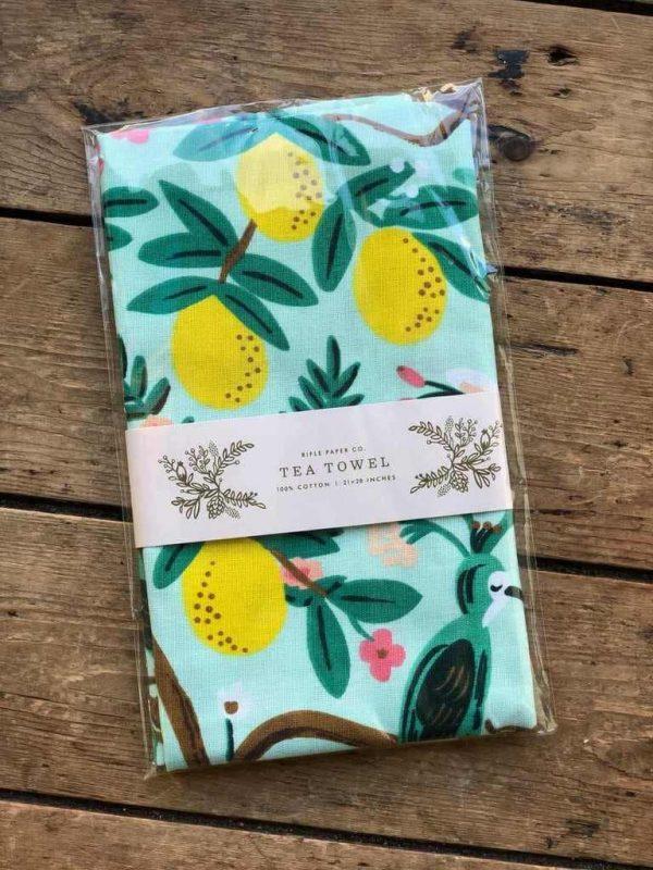 Rifle Paper Co. Tea Towel